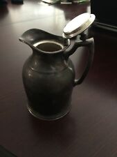 Vintage Stanley Insulating Co. Pitcher