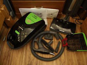 Panasonic MC-CG917 OptiFlow HEPA Canister Vacuum Cleaner
