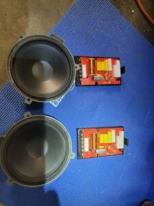 Boston Acoustics 6.5lf Speaker + Crossover Combo
