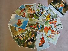 NEW Big Lot of 108 modern new unposted postcard by Donald Zolan