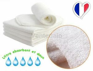 Set of 5 Inserts Liners Micro fibre For Layers Washable Universal