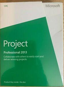 Microsoft Project Professional 2013 H30-03673