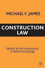 Construction Law: Liability for the Construction of Defective Buildings (Buildin