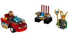 Lego 10721 Juniors Iron Man VS Loki Playset