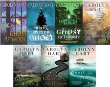 Carolyn Hart's BAILEY RUTH GHOST Paranormal Mystery Series Paperback Books 1-7