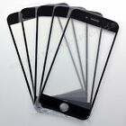Front Screen Glass Lens Replacement Cover for iPhone 5 / 5S / 5C Black lot b286