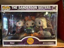 Hocus Pocus The Sanderson Sisters Movie Moments Disney Funko Pop 560