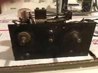 vintage sm chassis  , 2 sws.