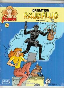 Franka Softcover Comic Nr. 1 - 24 zur Auswahl Epsilon Verlag  in Topzustand !