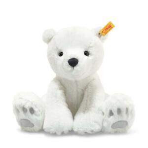 STEIFF Lasse Polar Bear  EAN 062636 28cm White Plush soft toy gift New