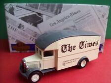 MATCHBOX COLLECTIBLES POWER OF THE PRESS MORRIS VAN THE TIMES YPP-02