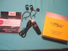 Authentic Jabra Talk Bluetooth Headset with Hd Voice Technology -Fast Shipping!