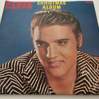 Elvis Presley Christmas Album 1980 Vinyl [ INTS5060 ]