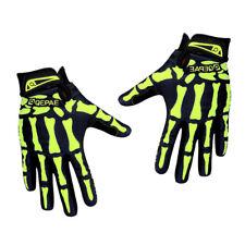 1 Pair Pretty Cycling Bike Gloves Antiskid Mountain Gel Full Finger Glove Xl