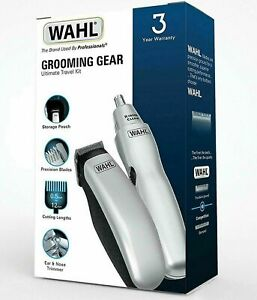 Wahl Grooming Gear Trimmer Nose Ear Hair Nail Clipper BRAND NEW! Fast Delivery