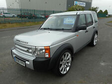 LANDROVER DISCOVERY 3 DIESEL 4X4 7 SEATER 5 DOOR MANUAL