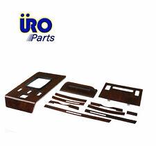 Dash Panel Overlay URO Parts WK107ACB5 fits 86-89 Mercedes 560SL