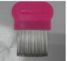 Lice Terminator Removes Dandruff Hair Comb Magic Suyod - PINK
