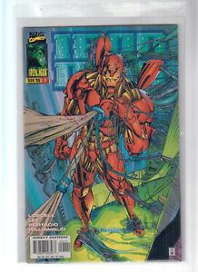 Iron Man US Comics No. 1 - 12 = 12 Hefte Marvel 1996 (0-1)