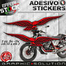 Stickers/Stickers Compatible Eagles Moto Guzzi Nevada V7 V9 Stelvio Norge Race