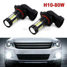 9005 HB3 6000K 100W  2835 SMD LED  Projector Fog Driving DRL Light Bulbs White