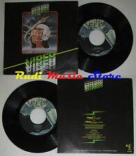 LP 45 7'' VIDEO Somebody 1979 italy FLY DISCO MAGIC NP TPF 003 cd mc dvd (**)