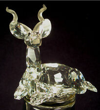 1994 SWAROVSKI CRYSTAL KUDU ANNUAL EDITION
