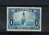CANADA SCOTT 227 MINT ORIGINAL GUM NEVER HINGED AND WELL CENTERED.