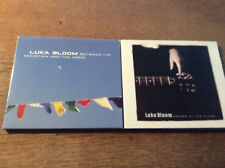 Luka Bloom [2 CD ALBUM] Keeper of the Flame + between the mountain and the Moon