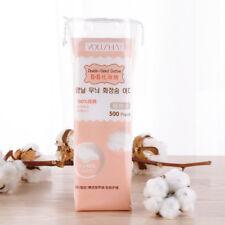 500PCS Cotton Pad Makeup Facial Tissue Cleaning Organic Pad Nail Polish Remover
