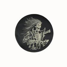 MADE in chiaro Biker Patch ricamate moto MC Rocker BADGE Devil 666 Satana no
