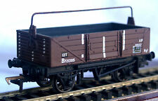 Bachmann/Branchline 12T Shock-Absorbing wagon HYBAR 33226 suit Triang/Hornby