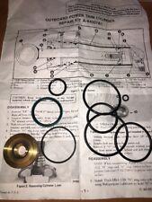 Recorte del cilindro kit de reparación de alimentación Para Motor Fuera De Borda Mercury Mariner RAM externo 64507A1