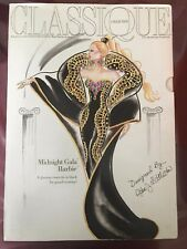 Midnight Gala 1995 Barbie Doll Signed by Abbe Littleton 4th in Classique Series