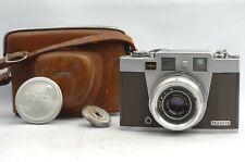 @ Ship in 24 Hours! @ Super Rare! @ Mamiya Sketch 4x4cm 35mm Rangefinder Camera