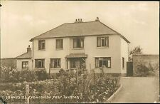 Sunnyside Crowcombe, Taunton. House QS.231