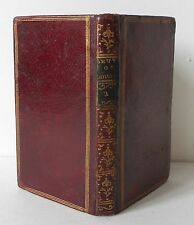 NICOLAS BOILEAU-DESPREAUX, OEUVRES CHOISIES, T.2 seul, PLEIN MAROQUIN, 1777
