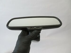 #7868I JEEP COMMANDER 06 07 OEM CENTER POWER INTERIOR REAR VIEW MIRROR