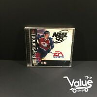 NHL '98 (Sony Playstation PS1, 1997)
