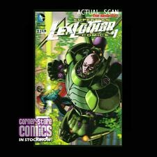 LEX LUTHOR #23.3 Action 3D Cover VILLAINS Month 1st Print NM/NM+ DC Comics
