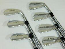 New listing New Custom Titleist 716 MB Iron set 4-PW Project X PXi 6.0 Steel Stiff flex