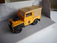 """Dinky DY9-B 1949 Land Rover """"AA"""" with box"""