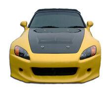 KBD Body Kits Type J Style Polyurethane Front Bumper Fits Honda S2000 00-09