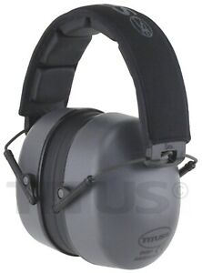 Titus Highest Nrr SHOOTING EAR MUFFS RANGE NOISE REDUCTION HEARING PROTECTION