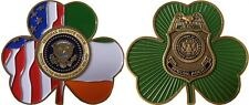 US Embassy Dublin Ireland Diplomatic Security Service Challenge Coin  2