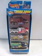 Hot Wheels Turbo 2000 Exclusive Millenium Decorations Y2K Pack of 4