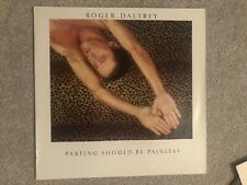 Roger Daltrey -Parting Should Be Painless -Vinyl Record - LP - VG Condition