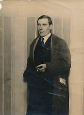 Littérature photo Fernand Crommelynck tirage argentique d'époque
