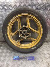 KAWASAKI GPZ 1000 RX front wheel 1985