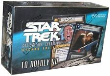 NEW Star Trek: To Boldly Go Booster Box